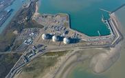 Francja: Otwarto nowy terminal LNG w Dunkierce [WIDEO]