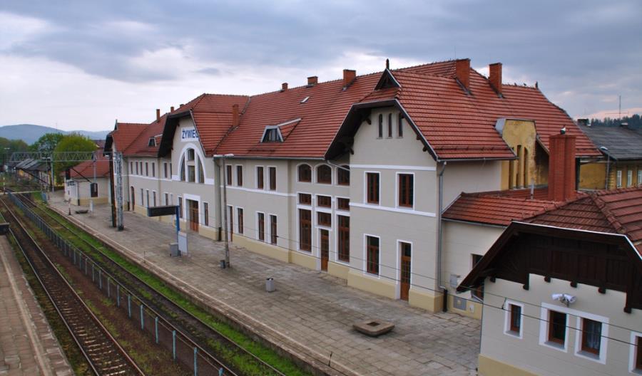 PKP szykuje drugi etap remontu dworca w Żywcu