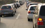 Autostrady i ekspresówki zapchane po brzegi