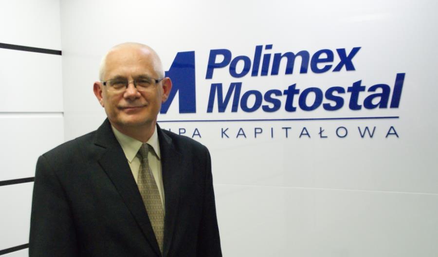 Polimex-Mostostal: Idziemy w dobrym kierunku [WYWIAD]