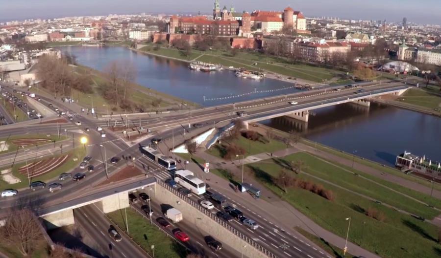 Kraków: Jest umowa na rozbudowę ul. Igołomskiej