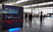 PLL LOT: Nowa strefa odpraw na Lotnisku Chopina otwarta