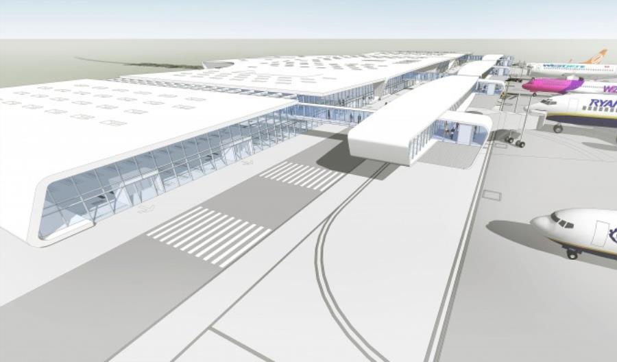 Lublin: W przetargu na rozbudowę terminala zgłosiła się jedna firma
