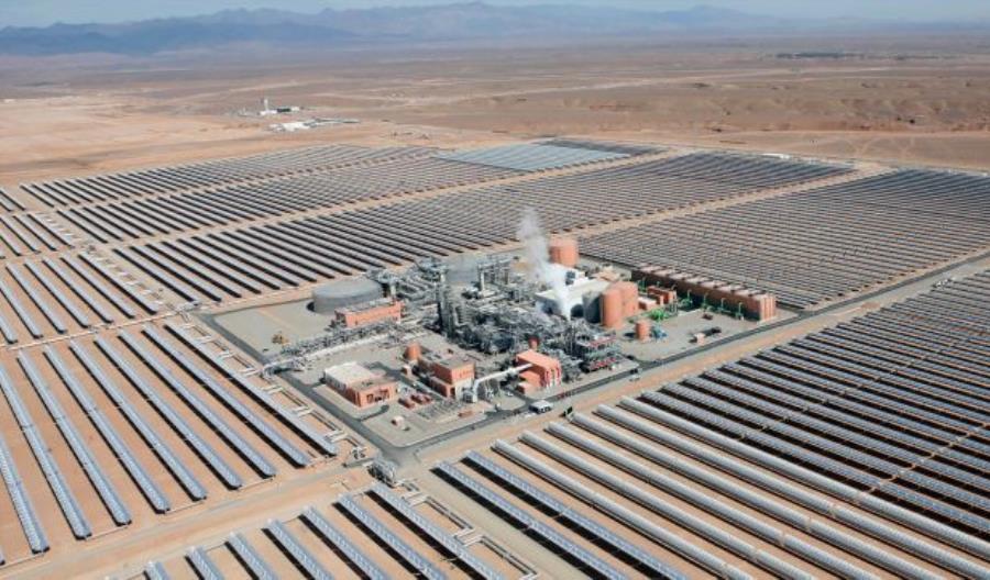 Maroko uruchamia największą elektrownię słoneczną na świecie