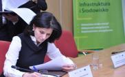 MG podpisało umowy z instytucjami wdrażającymi POIŚ