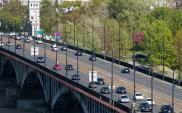 Warszawa: Tysiące pojazdów na mostach. Gdzie najwięcej?