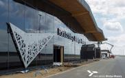 Szymany: Budowa terminalu na ostatniej prostej