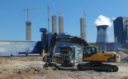 El. Opole: Rozpoczęło się betonowanie