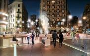 Warszawa: Będą konsultacje w sprawie placu Pięciu Rogów