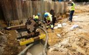 Metro: Rusza budowa ścian szczelinowych wentylatorni