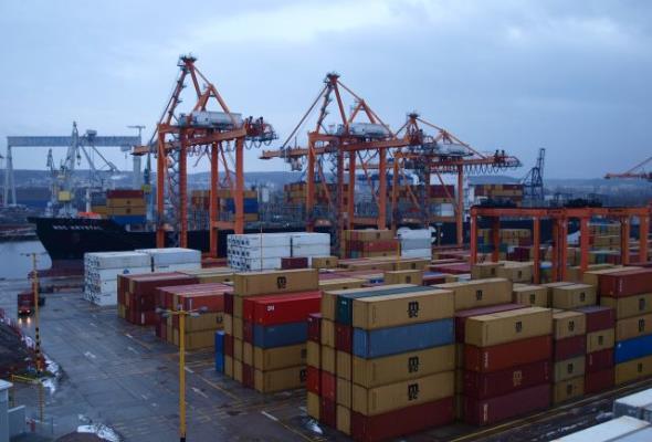 BCT: Prawie 23-procentowy wzrost przeładunków kontenerów
