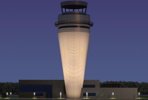 Pyrzowice: Znamy zwycięzcę przetargu na budowę wieży kontroli ruchu