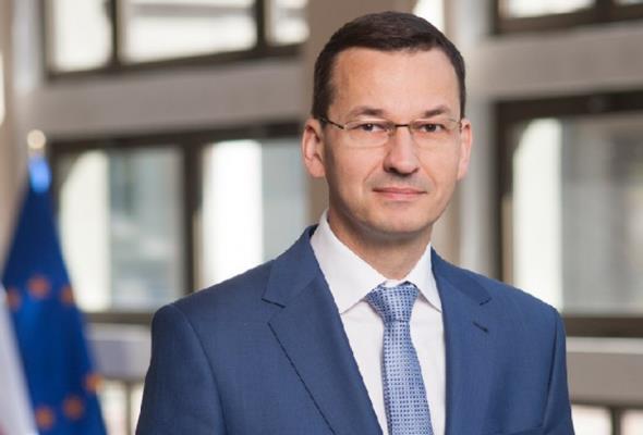 Morawiecki: 2,15 mld zł więcej na drogi i kolej
