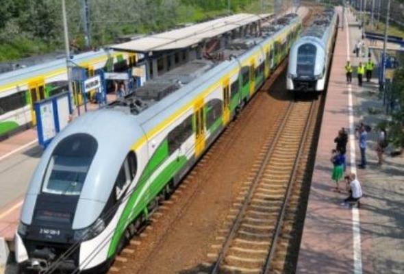 Modlin: Pomysł na budowę łącznika kolejowego wraca