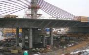 A1: Decyzja o wstrzymaniu prac na moście aktualna