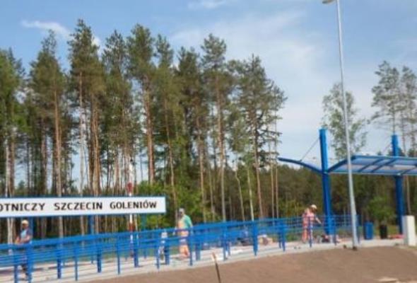 Szczecin-Goleniów: Połączenie kolejowe do lotniska gotowe