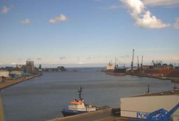 Port Gdynia: Obrotnica będzie gotowa za dwa lata