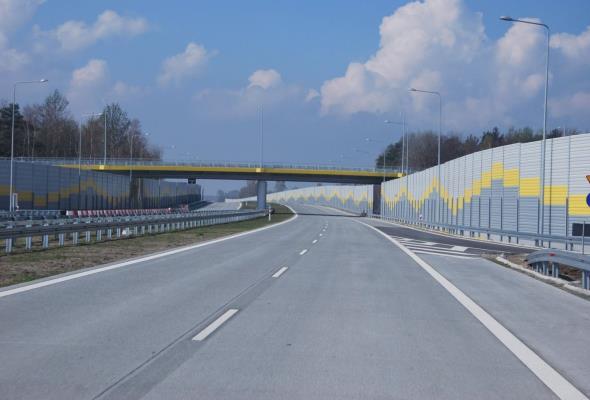 45 km nowych dróg ekspresowych w województwie łódzkim