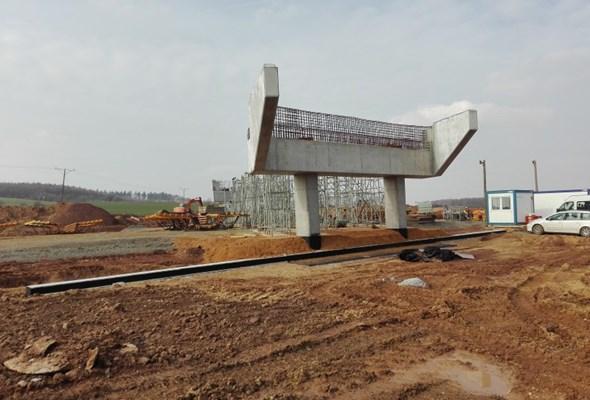 S3: Trwa budowa drogi Legnica – Bolków [ZDJĘCIA]