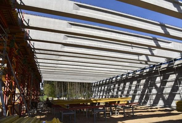 S51: Trwają prace na budowie obwodnicy Olsztyna [FOTOGALERIA]