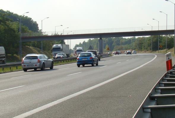 Śląskie: Remont A4 w Rudzie Śląskiej usunie górnicze szkody