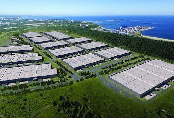 Gdańsk: OTL dostanie 26 ha w Porcie Zewnętrznym