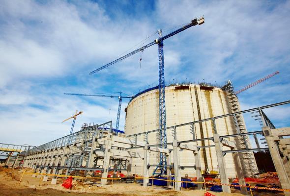 Świnoujście: Prace nad terminalem LNG na finiszu. Zaawansowanie wynosi 98%