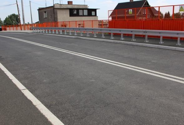 Opolskie: Budimex oddaje wiadukt w Łosiowie trzy miesiące wcześniej