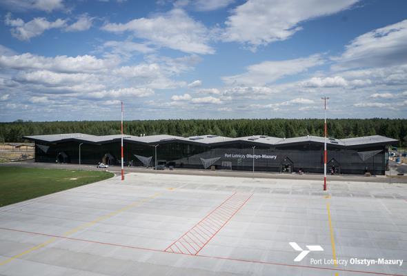 Szymany: Pierwsze lotnisko ze skoordynowanym rozkładem lotów i pociągów?