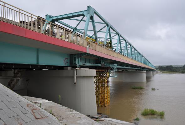 Świętokrzyskie: Ruszają prace na moście w Stykowie