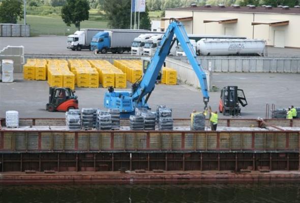 Elbląg: Czy port zrealizuje swój plan rozwoju?