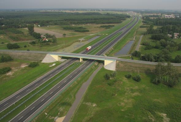 Mazowieckie: Kto wybuduje A2 na wschód od Warszawy?