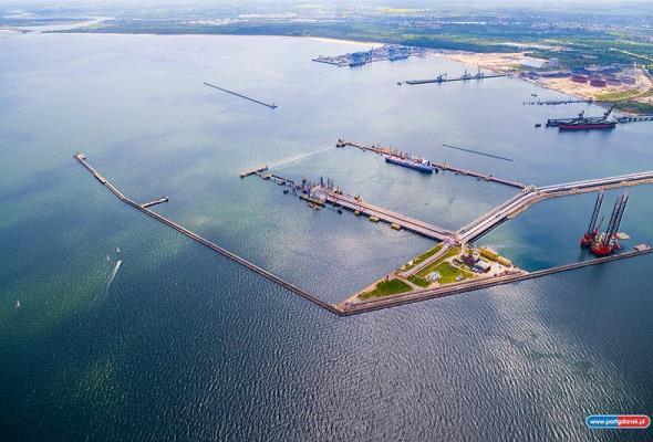 Gdańsk w czołówce bałtyckich portów