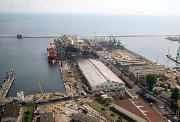 Gdynia: Połączenie z portem za 900 mln zł