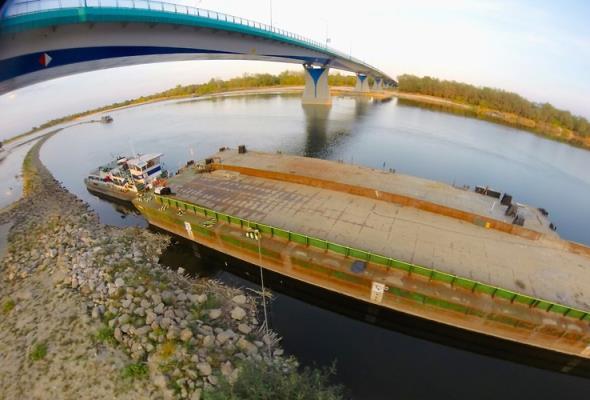 Mazowieckie: Zakończono prace na moście łączącym Mazowsze i Lubelszczyznę