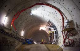 Świnoujście: Wiercenie tunelu ruszy w marcu 2021 roku