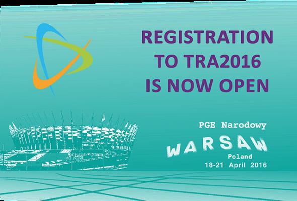 Rusza rejestracja na TRA 2016