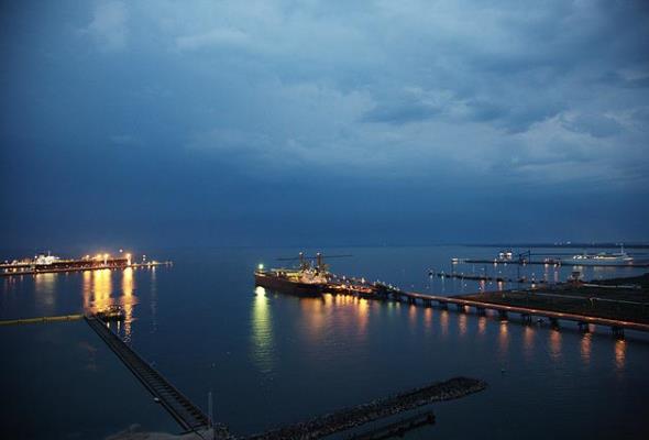 Gdańsk: Port z rekordowym wynikiem przeładunków