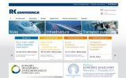 RK Konferencje - nowy portal spotkań branży infrastrukturalnej