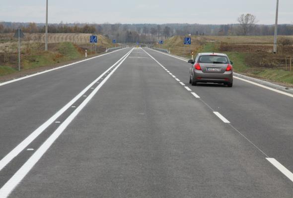 Ekspresówki 2+1 mogą uratować plany budowy dróg