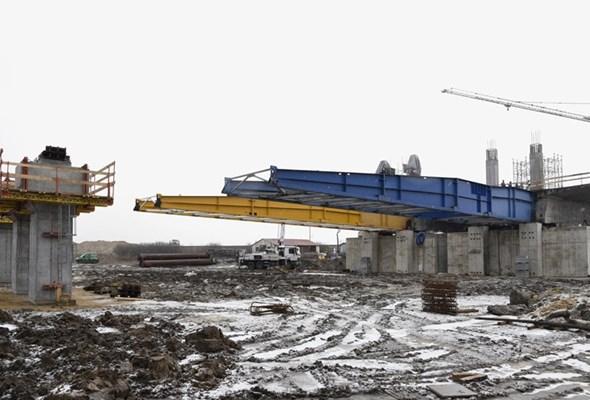 Dolnośląskie: Ruszyła budowa mostu na Widawie w ciągu S5