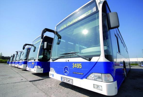 Suchorzewski: Transport może być bardziej ekologiczny dzięki paliwom alternatywnym