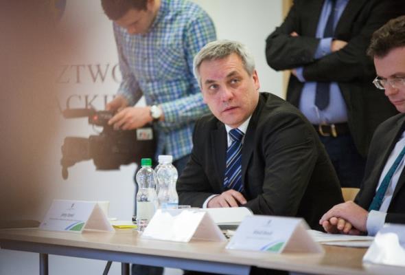 Szmit: Potrzeby budownictwa drogowego w Polsce są ogromne