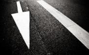 Brytyjczycy zmazują linie z dróg