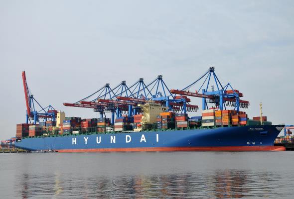 Port Hamburg z niewielkim spadkiem w 2015 roku. Kto winny?