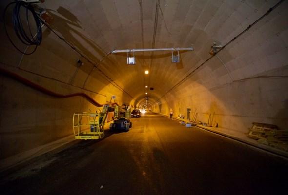 Zaawansowane systemy w tunelu pod Martwą Wisłą