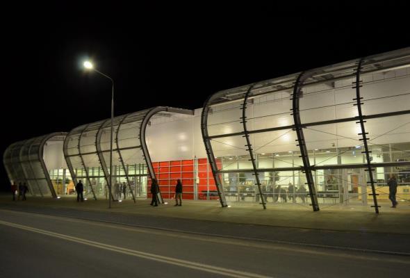Czesi uciekają z radomskiego lotniska