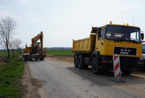 Zachodniopomorskie: Jest umowa na przebudowę ostatniego odcinka DW-203