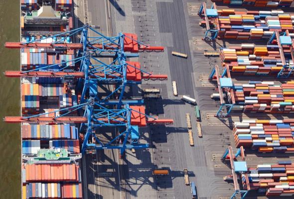 Brzozowski dla RI: Hamburg to spory port ze sporymi potrzebami [cz. 1]