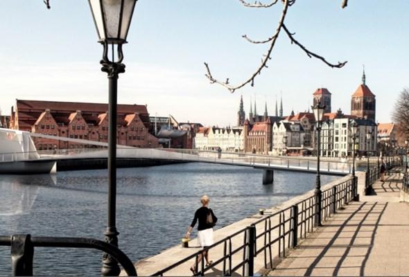 Gdańsk: Siedem firm chce budować kładkę na Ołowiankę